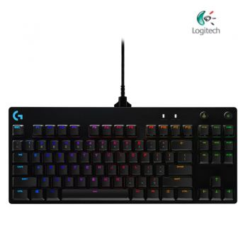 Logitech Gaming Keyboard รุ่น Pro X - ENG - [GX Blue Clicky]