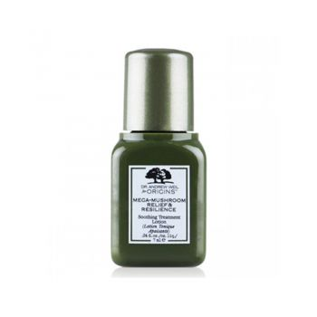 Origins Dr.Andrew Weil For Origins Mega-Mushroom Relief & Resilience Soothing Treatment Lotion 7ml (No Box)