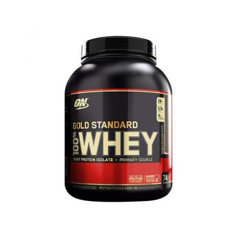 Optimum Nutrition Whey Protein Gold 5lbs - Double Rich Chocolate