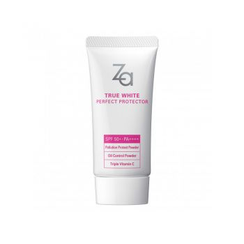 Za True White EX Perfect Protector SPF50+ PA++++ 30g